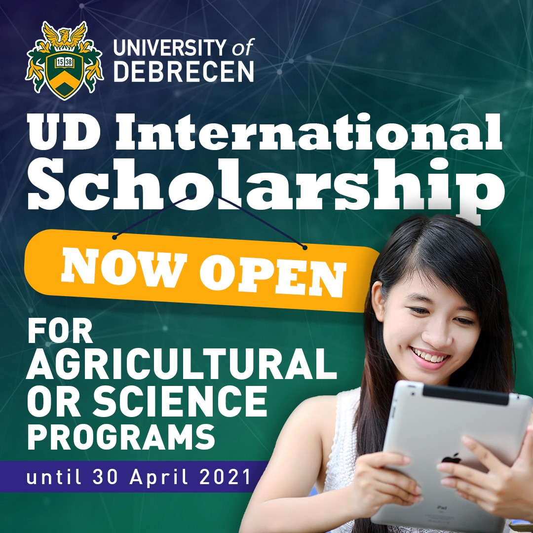 University of Debrecen International Scholarship