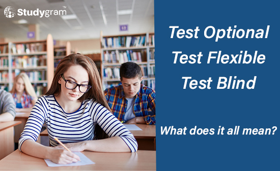 Test Optional, Test Flexible and Test Blind. What Does It All Mean for International Students?