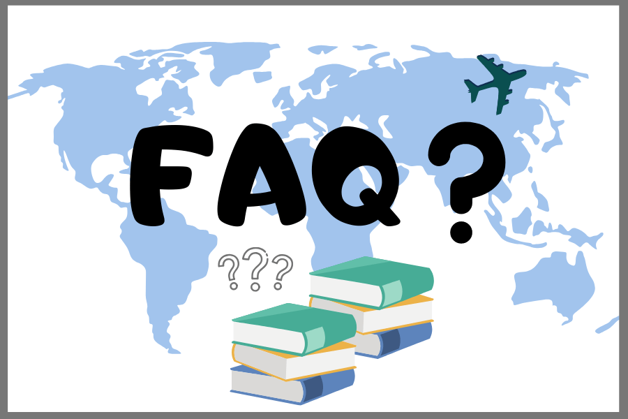 form 965 faq  Study Abroad FAQs - Studygram