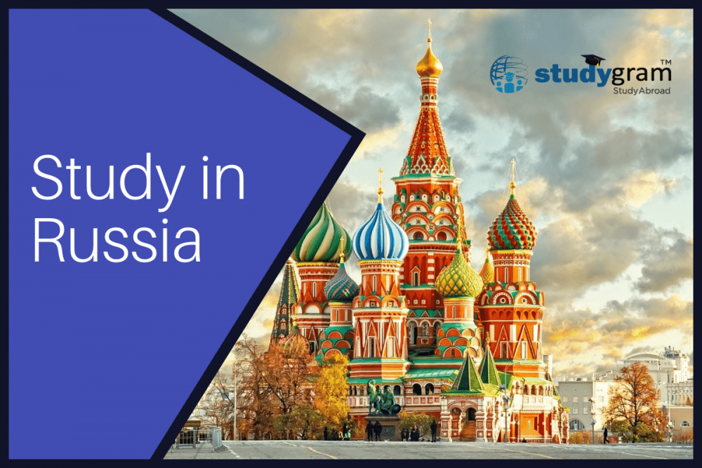 Requirements for study in Russia