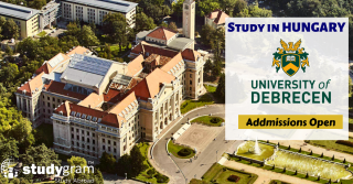 Top 15 Reasons to Study at the University of Debrecen in Hungary