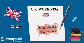UK to Bring Back Two-Year Student Work Visa Begining from Academic Year 2020-21