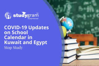 COVID-19 Updates on School Calendar in Kuwait and Egypt