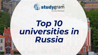 Top 10 universities in Russia