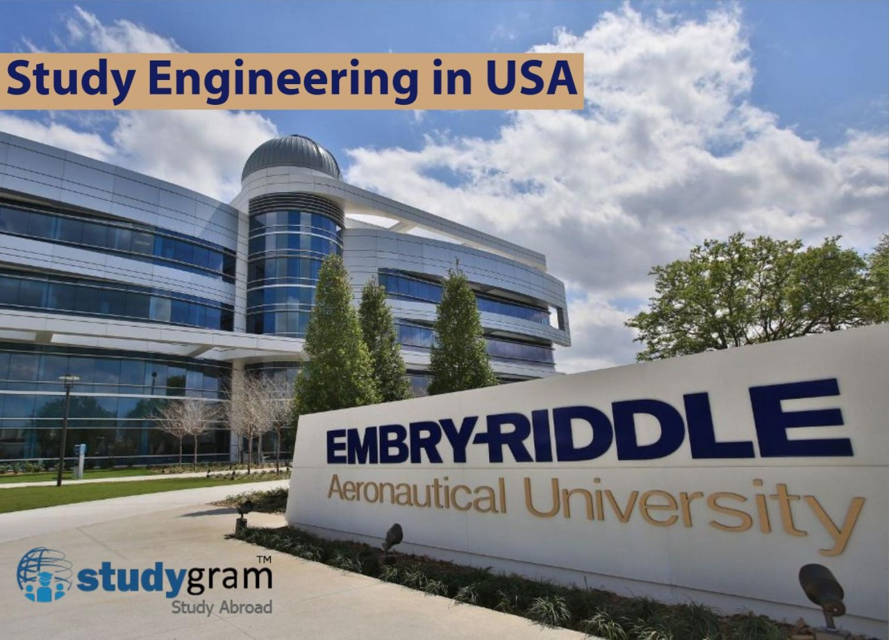 Study Engineering in USA at Embry Riddle Aeronautical University